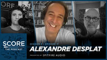 Season 3 Episode 11 | Alexandre Desplat's dream was to get to Hollywood