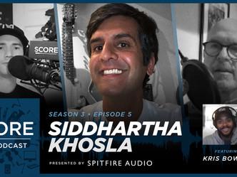 Season 3 Episode 5   Siddhartha Khosla scored 'This is Us' pilot in his parents' basemen
