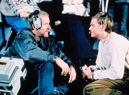 "Leonardo DiCaprio Originally Thought James Cameron's Titanic Screen Test Was ""A Bit Light"" For Him"