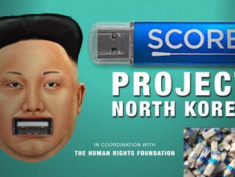 Score: Project North Korea
