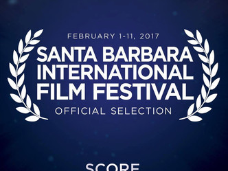 SCORE is coming to the Santa Barbara International Film Festival