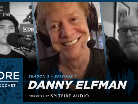 Season 3 Episode 1 | Danny Elfman: From Superfan To Spectacle