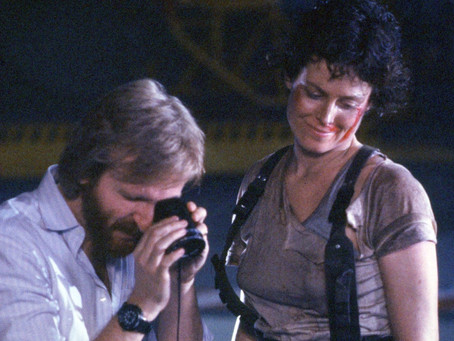 How a Savvy James Cameron Built the First Great Female Action Hero