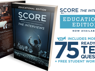 SCORE Educational Edition Available Now
