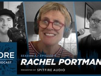 Season 3 Episode 2   Rachel Portman is releasing her first solo album