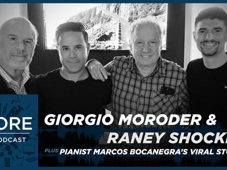 Season 2 Episode 15 | Giorgio Moroder & Raney Shockne, Kings of the South