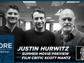 Season 2 Episode 4 | Justin Hurwitz loves solving post-production puzzles