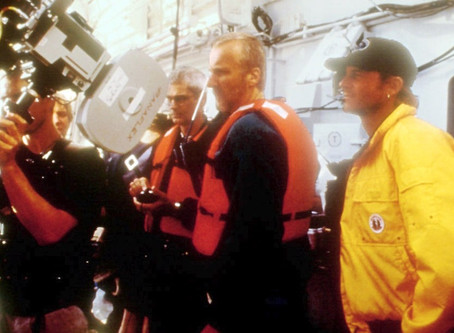 Chaos On Set: The Mystery of the PCP-Laced Soup Filming Titanic