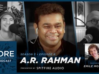 Season 3 Episode 6   A.R. Rahman: A Self-Taught Global Icon