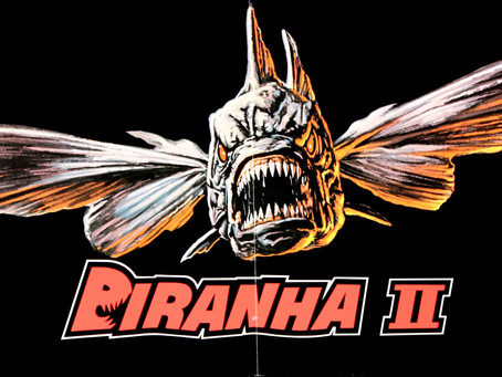 Why James Cameron Got Fired from Piranha II — And How He Tried to Keep Control Anyway