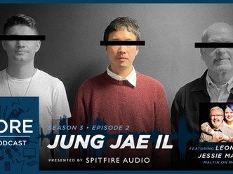Season 3 Episode 2   Jung Jae Il wrote the Parasite theme hungover