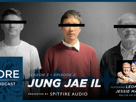 Season 3 Episode 2 | Jung Jae Il wrote the Parasite theme hungover