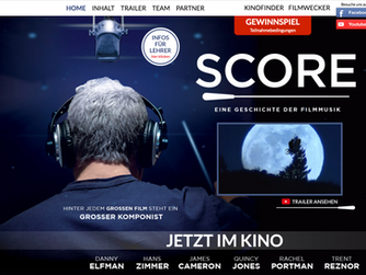 SCORE opens strong in Germany in 50 theaters, notches opening weekend Box Office win