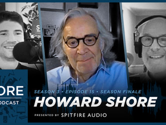 Season 3 Episode 15 | Howard Shore: The King of the Rings