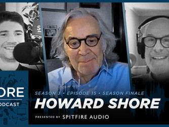 Season 3 Episode 15   Howard Shore: The King of the Rings