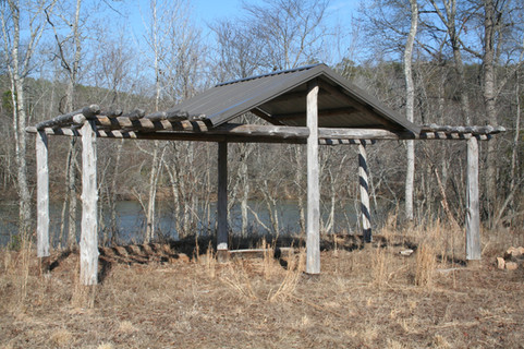 Outdoor Awning By River