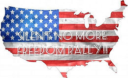 SILENT NO MORE FREEDOM RALLY!!!!