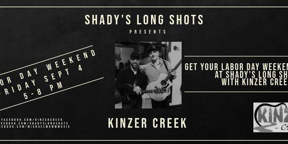 Debuting at Shady's Long Shots