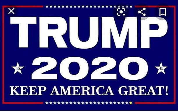 Trump Train Parade 2020