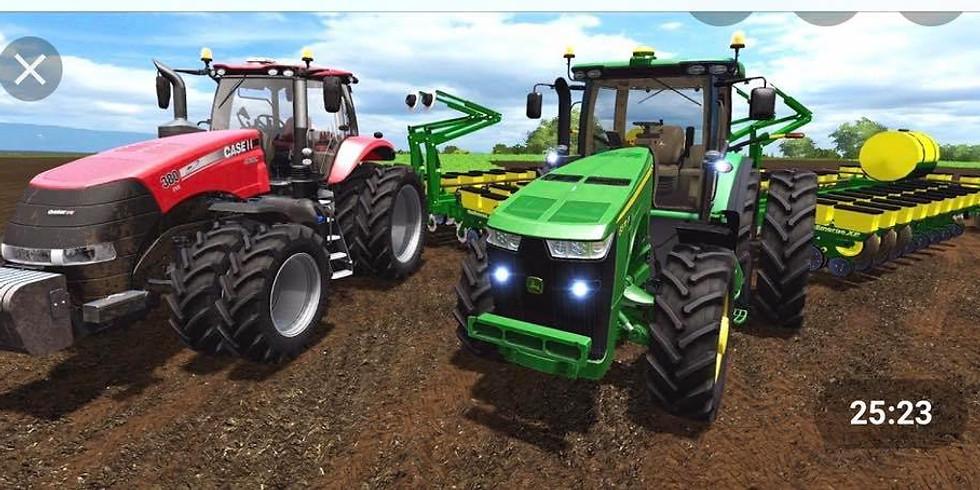 Tractors For Trump/Trump Support Parade