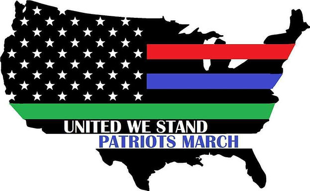 United We Stand & Patriots March for America