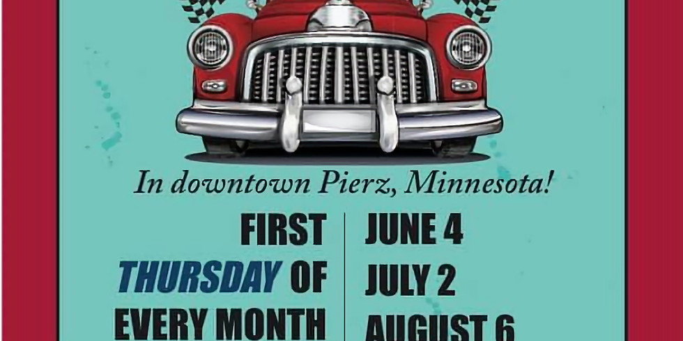 Pierz Rock, Roll, and Stroll - September Event