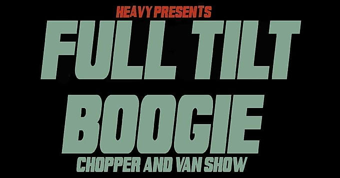 Full Tilt Boogie Chopper & Van Show