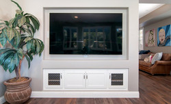 Doran Finished TV Cabinet