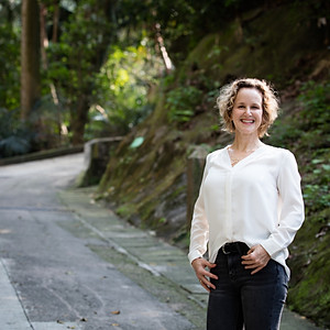 Birgit - Hongkong - Portrait