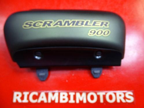 COVER TRIUMPH SCRAMBLER 900