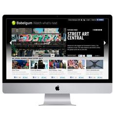 Streaming Platform Launch | Babelgum