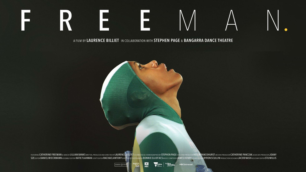 FREEMAN | Streaming Now on ABC i-view