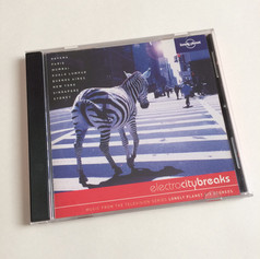 ElectrocityBreaks | Soundtrack Album