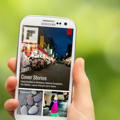 Content Curation, Flipboard