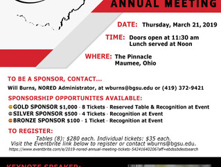 2019 NORED Annual Meeting