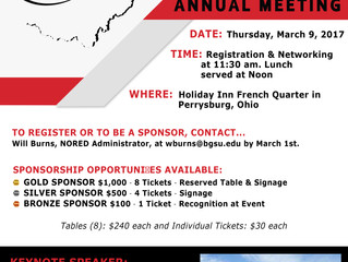 2017 Annual NORED Meeting