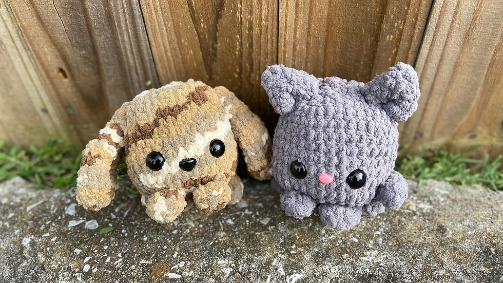 Lavender-filled Mascot Pets