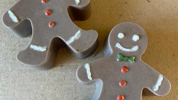 Holiday Gingerbread Men