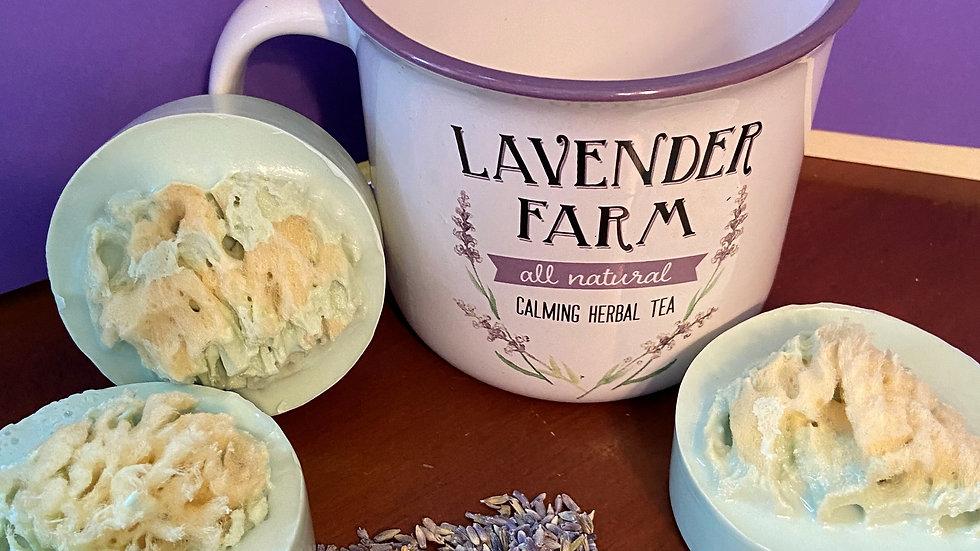 Lavender Bergamot Soap