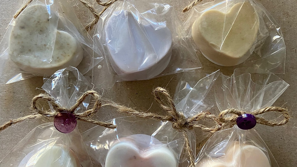 Bits of Soap Collection-6 soaps