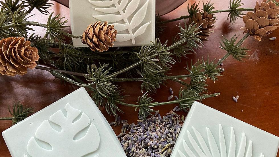 Lavender Siberian Fir Goat Milk Soap