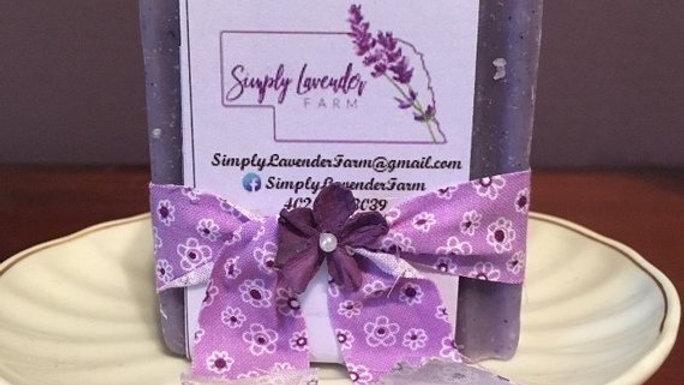 Lavender Soap - 4 oz.