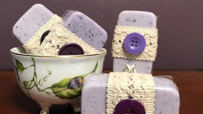 Lavender Goat's Milk Soap - 3.6 oz.