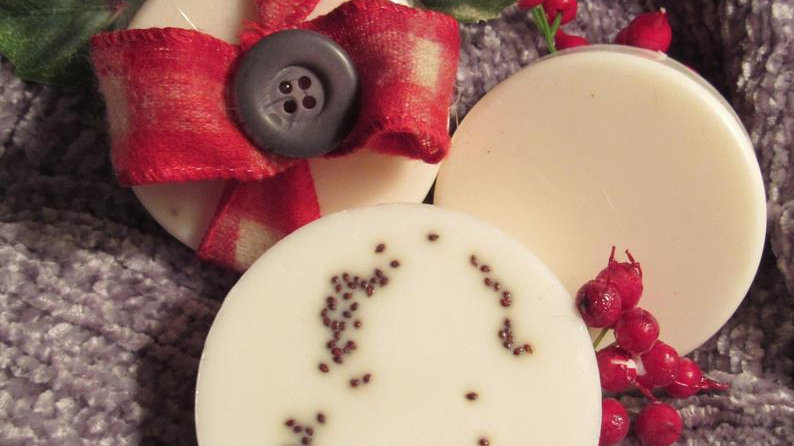 Lavender Lingonberry Soap-3.5 ounces