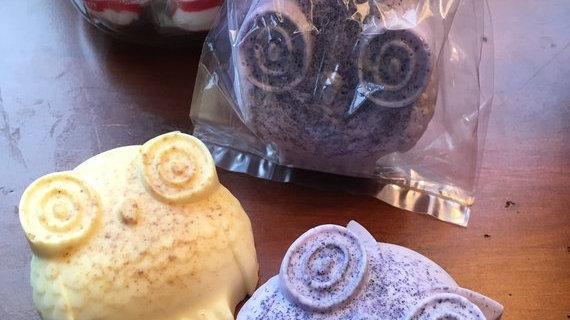 Speckled Owl Lavender Soap - 3.6 oz