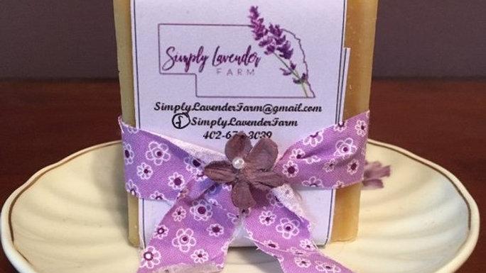 Lavender Lemongrass Soap - 4 oz.