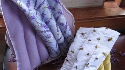 Microwavable Lavender Neck Wraps