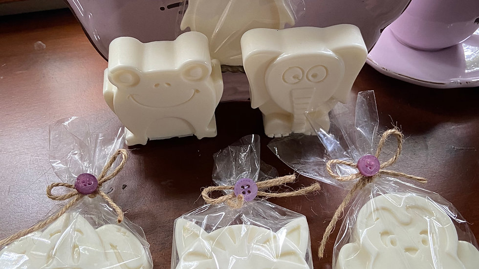 Lavender Oatmeal Baby Soap
