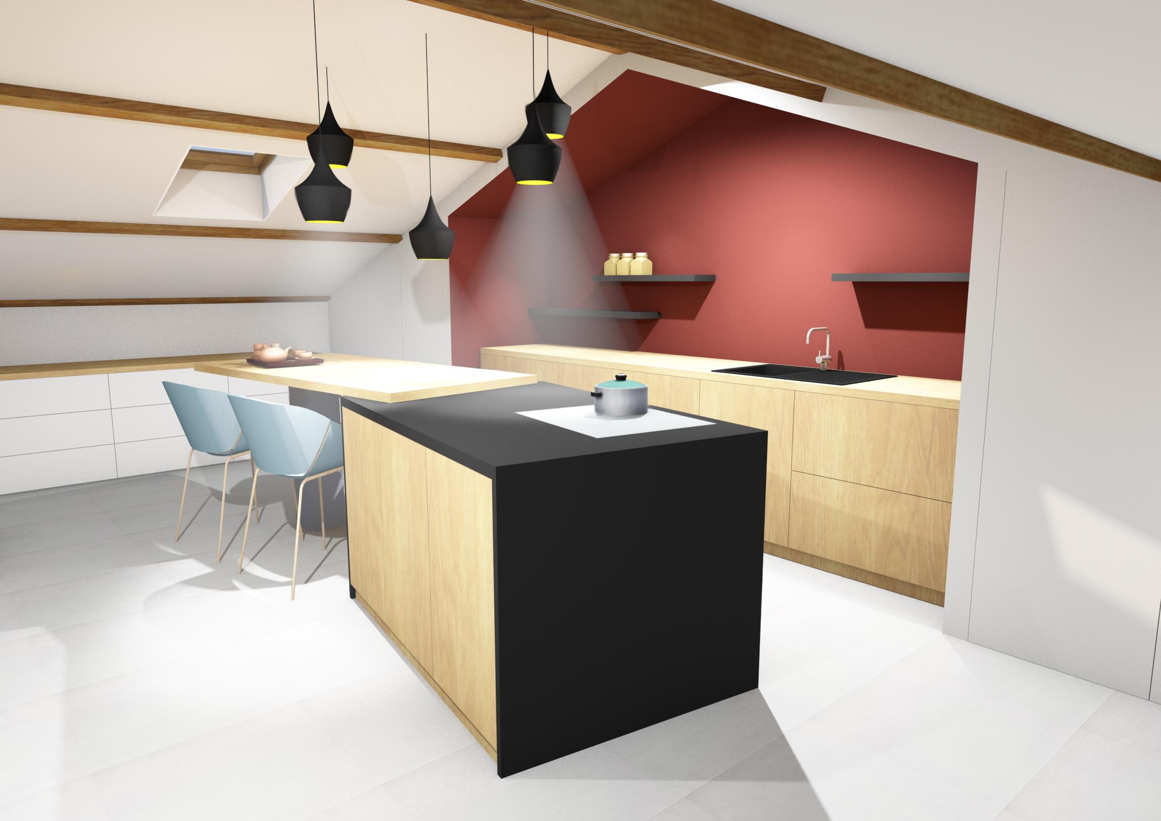 Jade Orticoni Architecte d'intérieur
