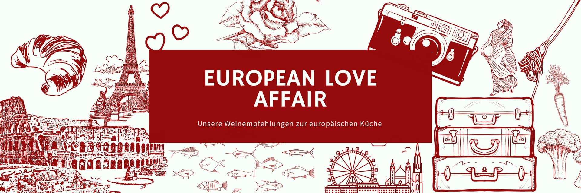 European Love Affair